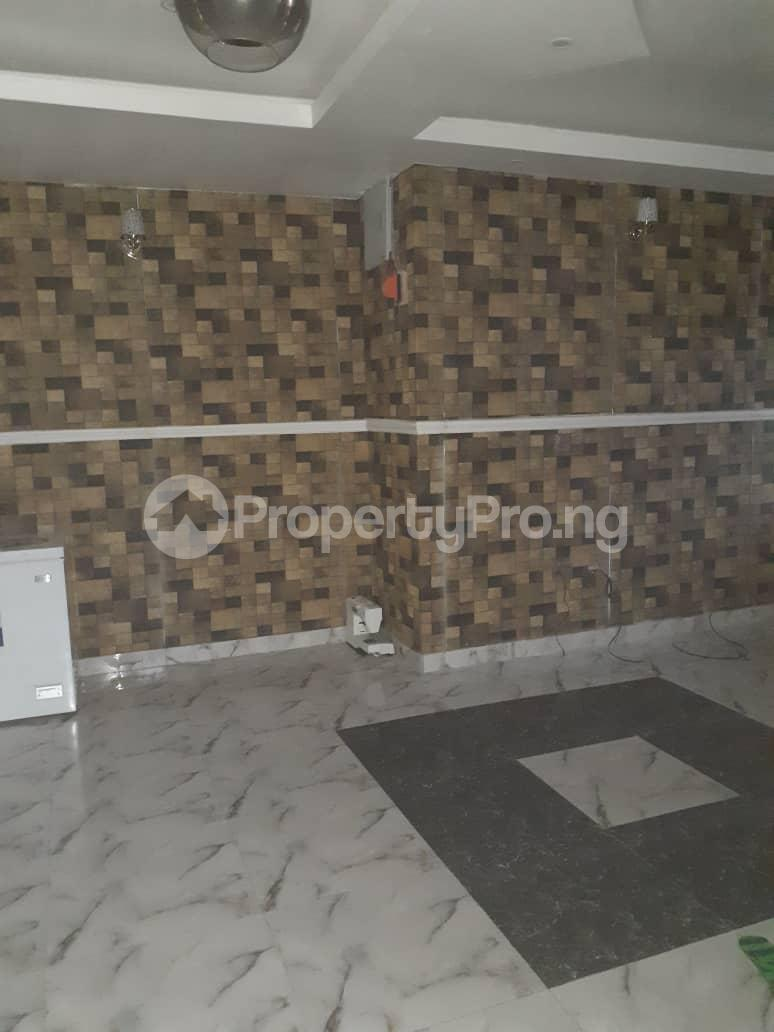 2 bedroom Shared Apartment for rent Silverland Estate Within Theraannex Estate Sangotedo Ajah Lagos - 6