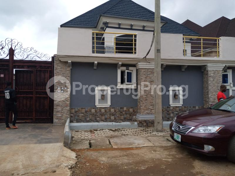 3 bedroom Flat / Apartment for rent Lakeview estate Apple junction Amuwo Odofin Lagos - 1