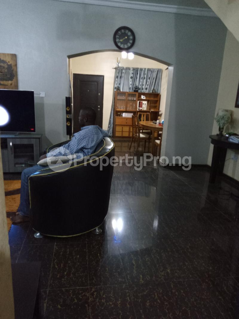 3 bedroom Semi Detached Duplex House for sale Bayou Oyewale street Ago palace Okota Lagos - 1