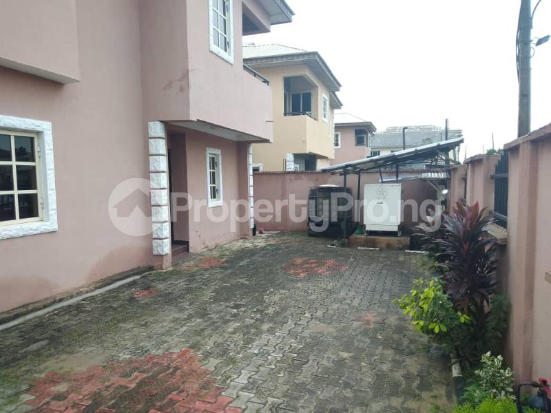4 bedroom Detached Duplex House for sale In an estate Ifako-gbagada Gbagada Lagos - 10