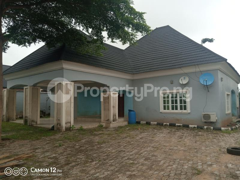 3 bedroom Blocks of Flats House for sale  located in a core area in Asaba at No 10 Tobe chukwu ede near federal housing. Oshimili Delta - 1