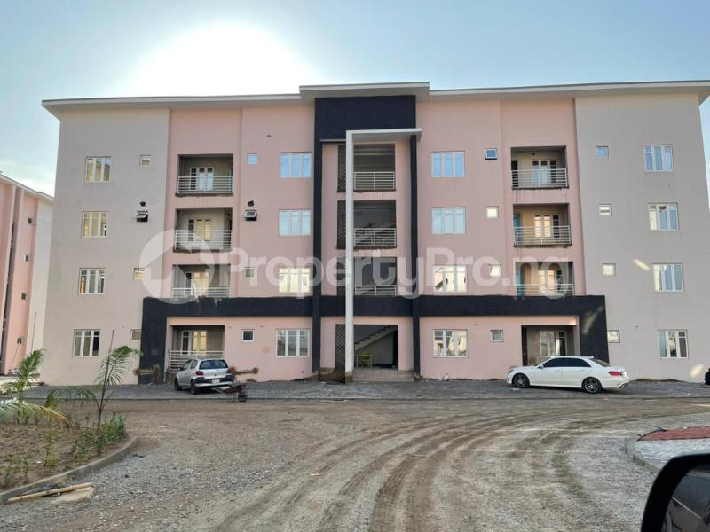 4 bedroom Flat / Apartment for sale Wuye (dakibiyu Area) Wuye Abuja - 0