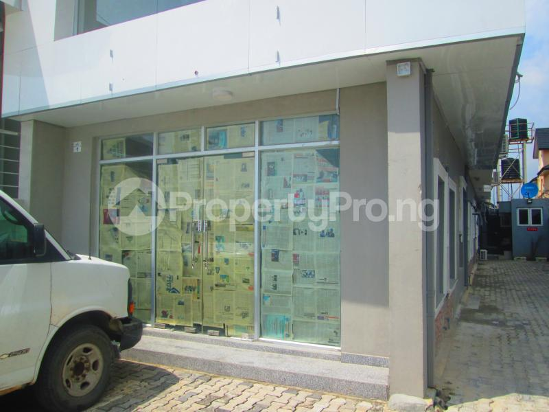 1 bedroom Shop for rent Chevron Drive chevron Lekki Lagos - 2