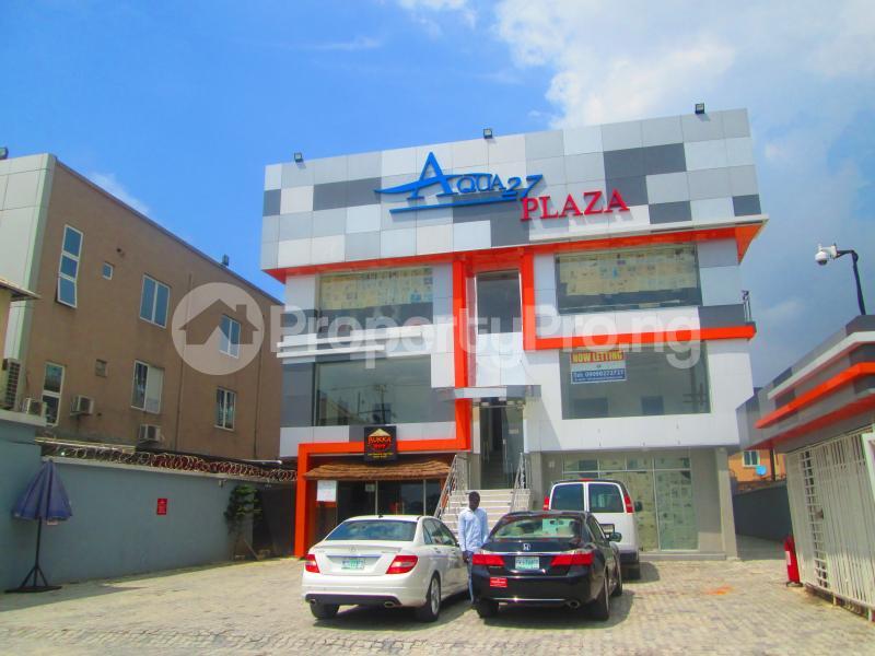 1 bedroom Shop for rent Chevron Drive chevron Lekki Lagos - 0