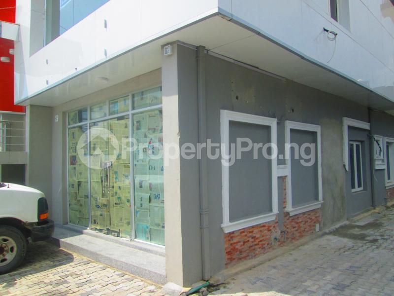 1 bedroom Shop for rent Chevron Drive chevron Lekki Lagos - 1