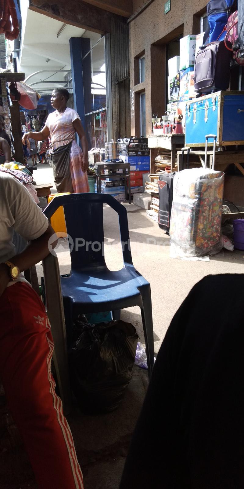 1 bedroom mini flat  Shop Commercial Property for sale Ikwerre Road Diobu mile 1 Port Harcourt Rivers - 2
