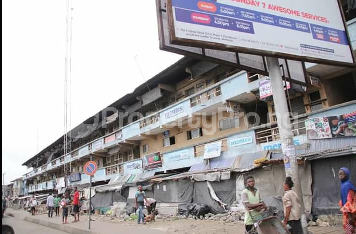 1 bedroom mini flat  Shop Commercial Property for sale Ikwerre Road Diobu mile 1 Port Harcourt Rivers - 0