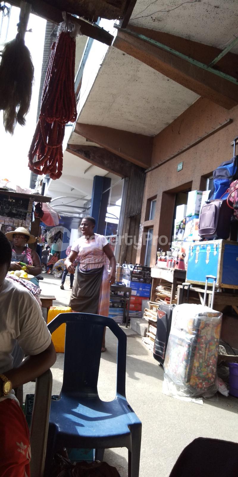 1 bedroom mini flat  Shop Commercial Property for sale Ikwerre Road Diobu mile 1 Port Harcourt Rivers - 3