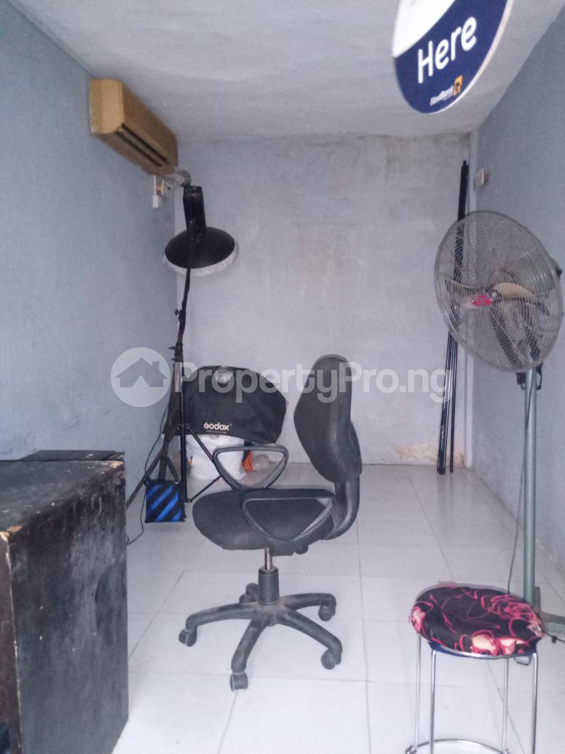 Shop Commercial Property for rent Fola agoro road Fola Agoro Yaba Lagos - 0