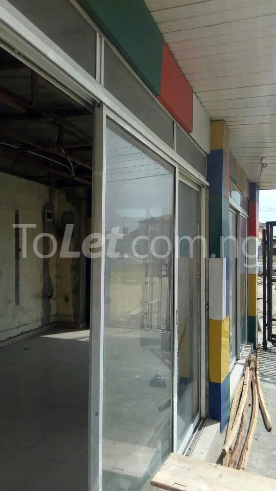 Commercial Property for rent After Golden Park Estate Sangotedo Lagos - 4
