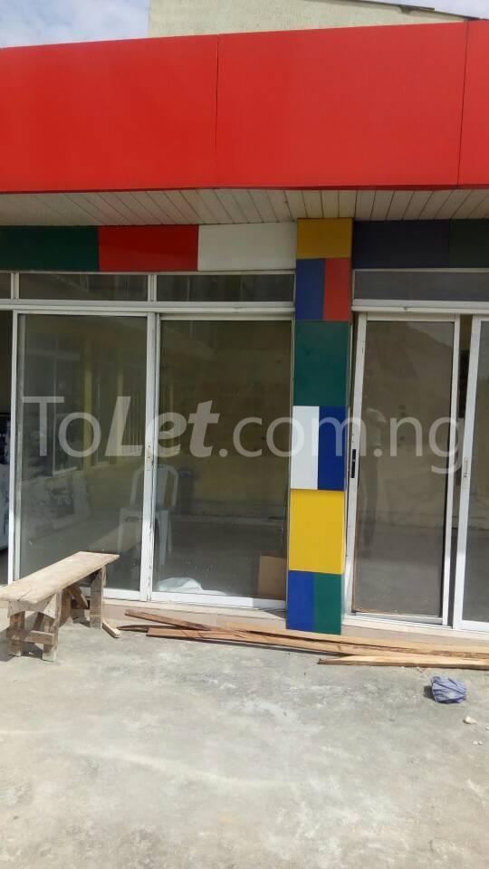 Commercial Property for rent After Golden Park Estate Sangotedo Lagos - 6