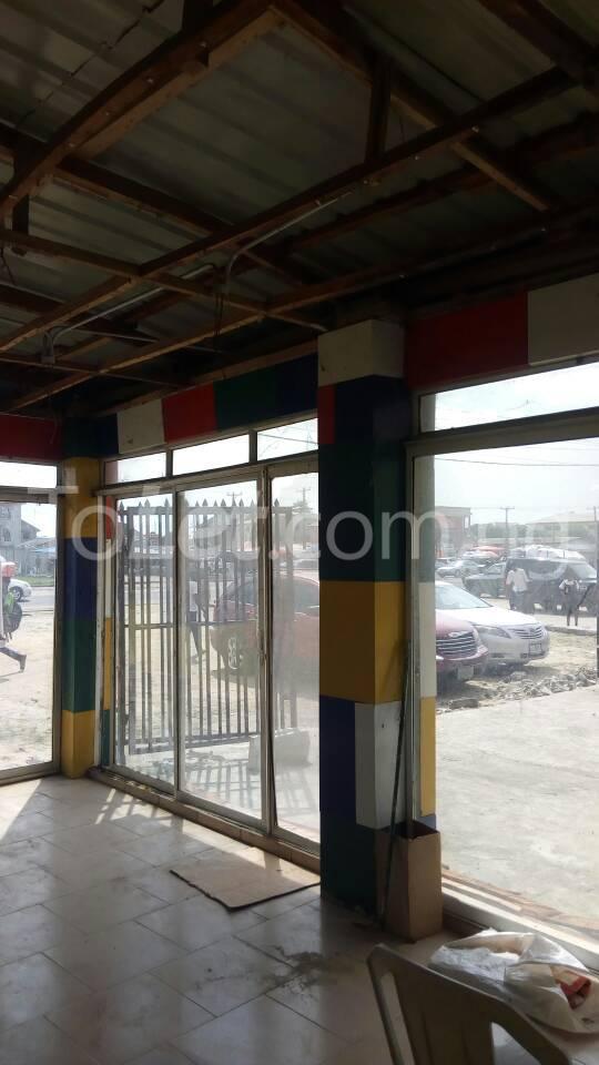 Commercial Property for rent After Golden Park Estate Sangotedo Lagos - 5