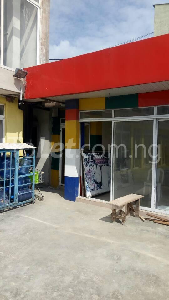 Commercial Property for rent After Golden Park Estate Sangotedo Lagos - 0
