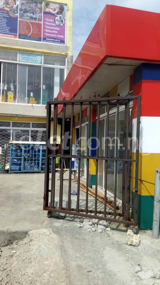 Commercial Property for rent After Golden Park Estate Sangotedo Lagos - 2