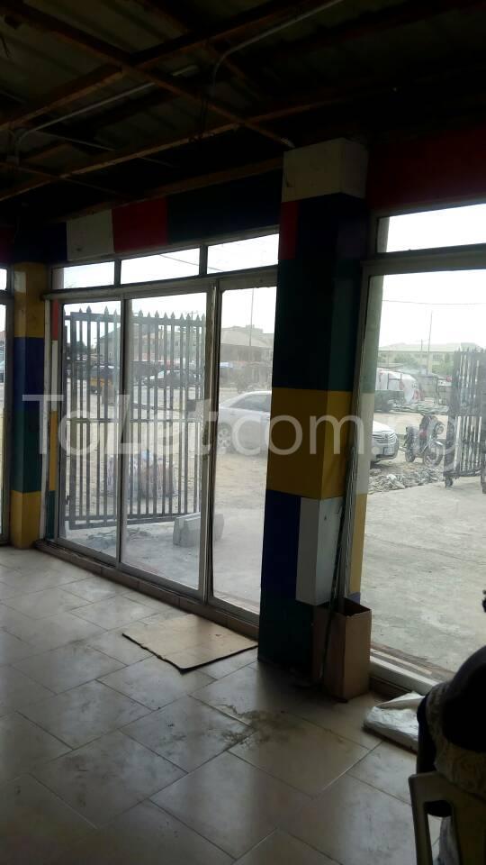 Commercial Property for rent After Golden Park Estate Sangotedo Lagos - 3