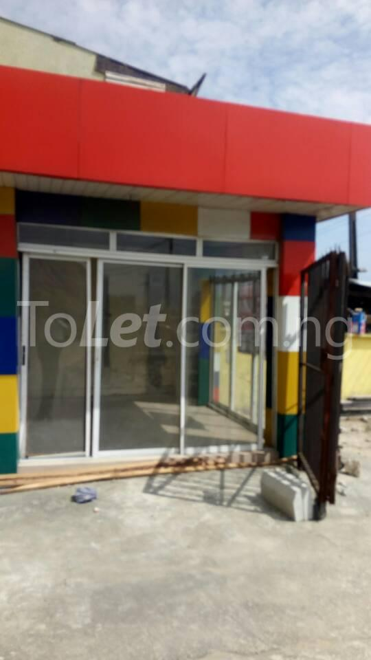 Commercial Property for rent After Golden Park Estate Sangotedo Lagos - 1