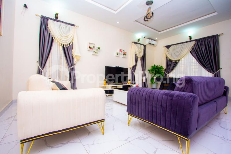 4 bedroom Detached Duplex for shortlet Ikota Villa Estate / Lekki Ikota Lekki Lagos - 1