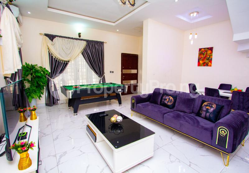 4 bedroom Detached Duplex for shortlet Ikota Villa Estate / Lekki Ikota Lekki Lagos - 0