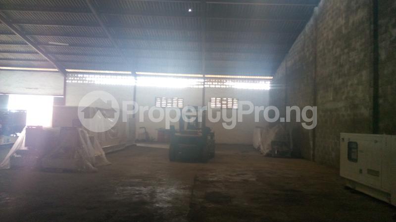 Warehouse Commercial Property for shortlet Oregun Ikeja Lagos - 1