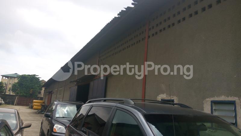 Warehouse Commercial Property for shortlet Oregun Ikeja Lagos - 0