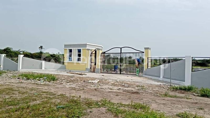 Residential Land for sale Amen Estate 1&2 Oreki Community Ibeju-Lekki Lagos - 1
