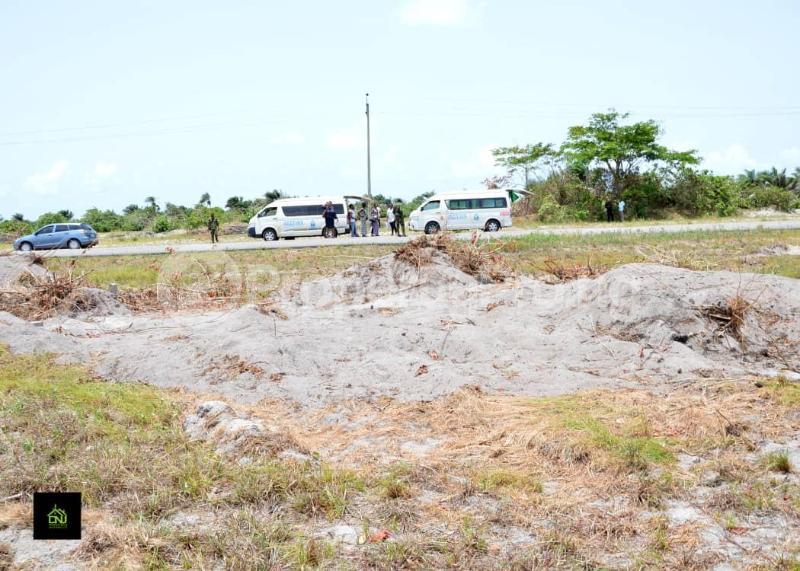 Residential Land Land for sale Igbogun, few minutes from La Campine beach. Ibeju-Lekki Lagos - 0