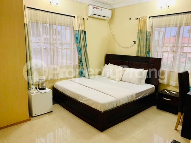 1 bedroom mini flat  Self Contain Flat / Apartment for shortlet Road 38 Lekki Scheme 2 by Abraham Adesanya Ajah Lagos - 0