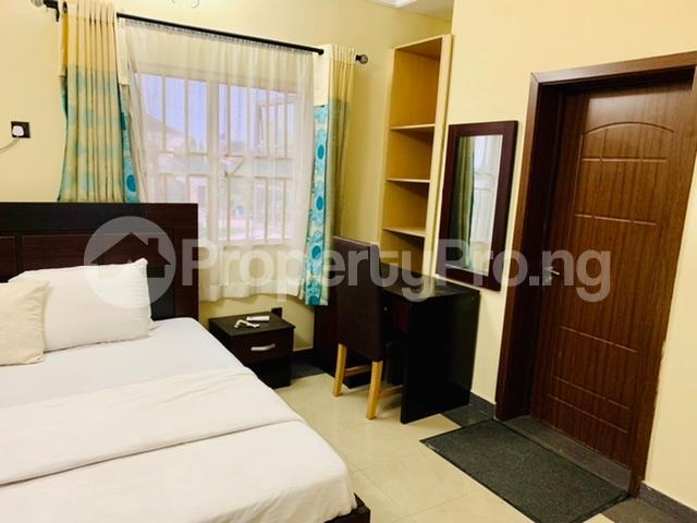 1 bedroom mini flat  Self Contain Flat / Apartment for shortlet Road 38 Lekki Scheme 2 by Abraham Adesanya Ajah Lagos - 1