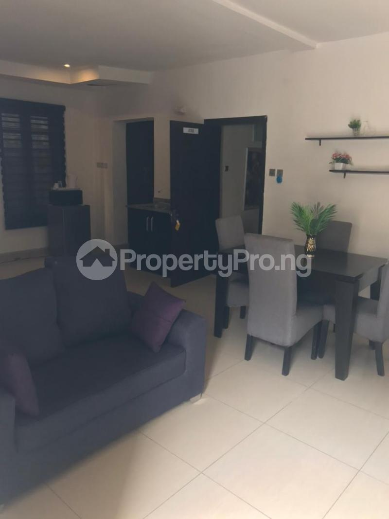 1 bedroom mini flat  Flat / Apartment for shortlet Chevron Alternative Route chevron Lekki Lagos - 4
