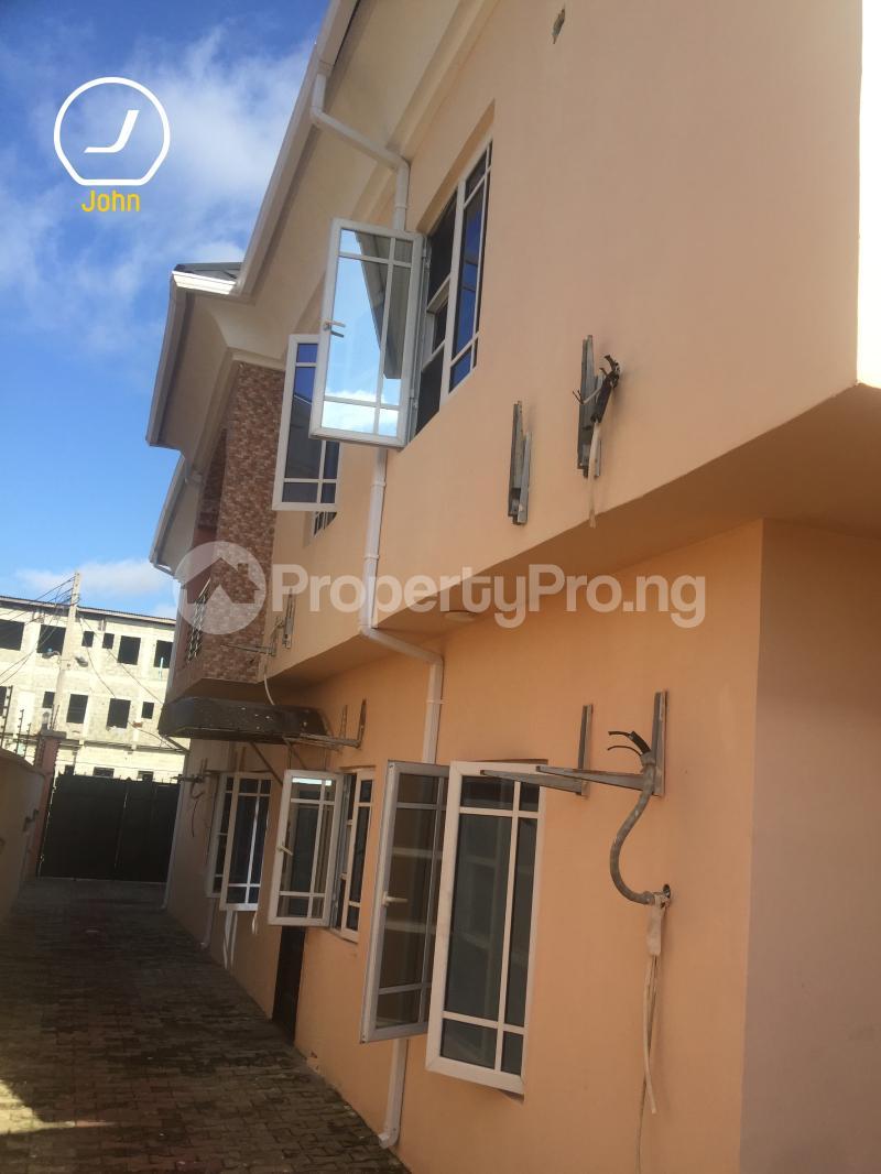 4 bedroom Semi Detached Duplex for rent Mobil Estate Road, Ilaje Ikota Lekki Lagos - 9
