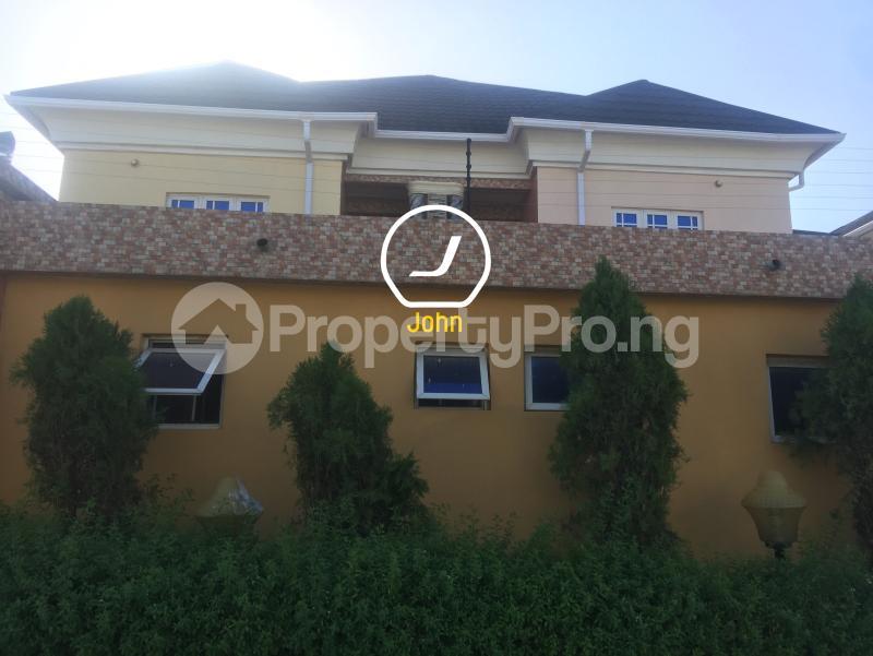 4 bedroom Semi Detached Duplex for rent Mobil Estate Road, Ilaje Ikota Lekki Lagos - 7
