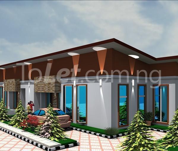 3 bedroom Semi Detached Bungalow House for sale Casavilla Estate Behind Punch Headquarters; Magboro Obafemi Owode Ogun - 5