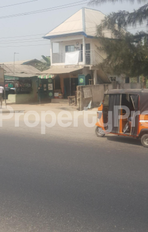 Shop Commercial Property for sale Itam Express Road Uyo Akwa Ibom - 1