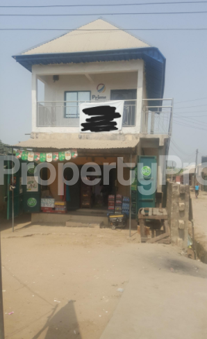 Shop Commercial Property for sale Itam Express Road Uyo Akwa Ibom - 0