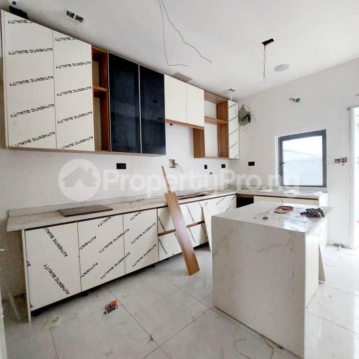 4 bedroom Semi Detached Duplex House for rent Marwa Lekki Phase 1 Lekki Lagos - 8