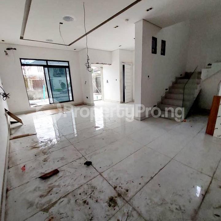 4 bedroom Semi Detached Duplex House for rent Marwa Lekki Phase 1 Lekki Lagos - 9