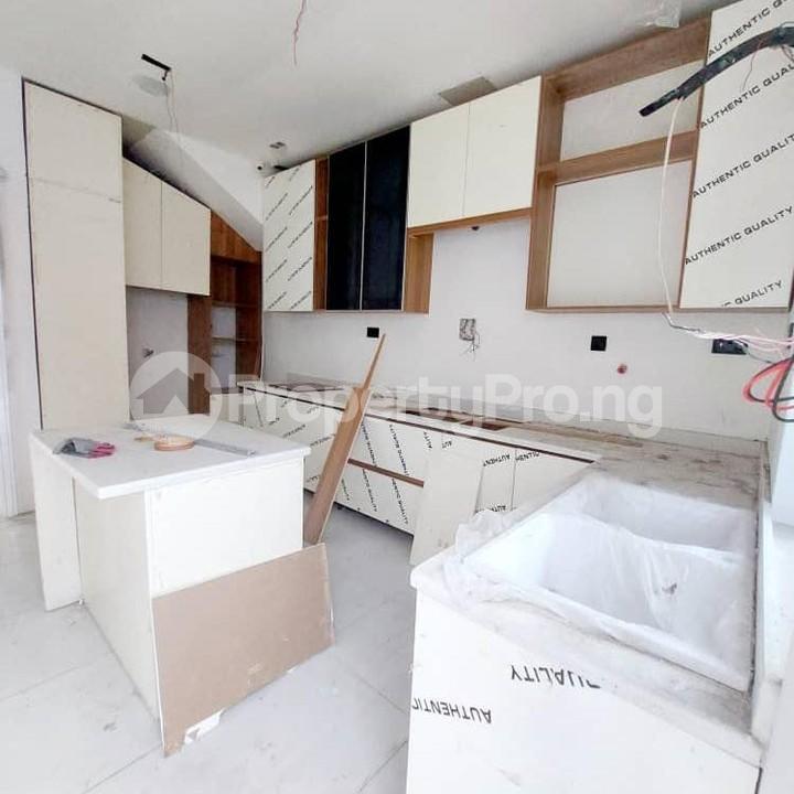 4 bedroom Semi Detached Duplex House for rent Marwa Lekki Phase 1 Lekki Lagos - 4