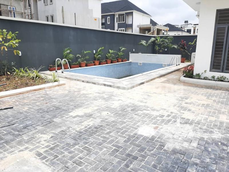 4 bedroom Terraced Duplex for sale Ikate Lekki Lagos - 1
