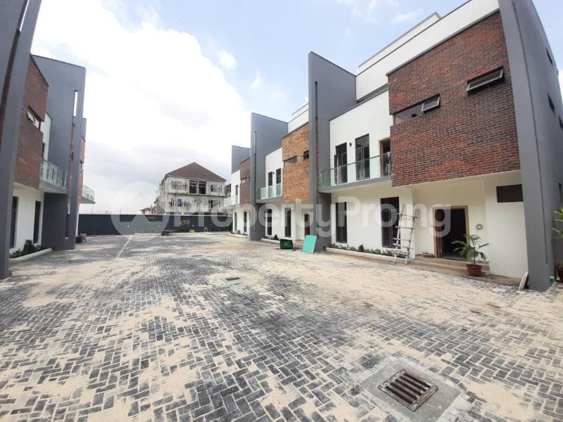 4 bedroom Terraced Duplex for sale Ikate Lekki Lagos - 9