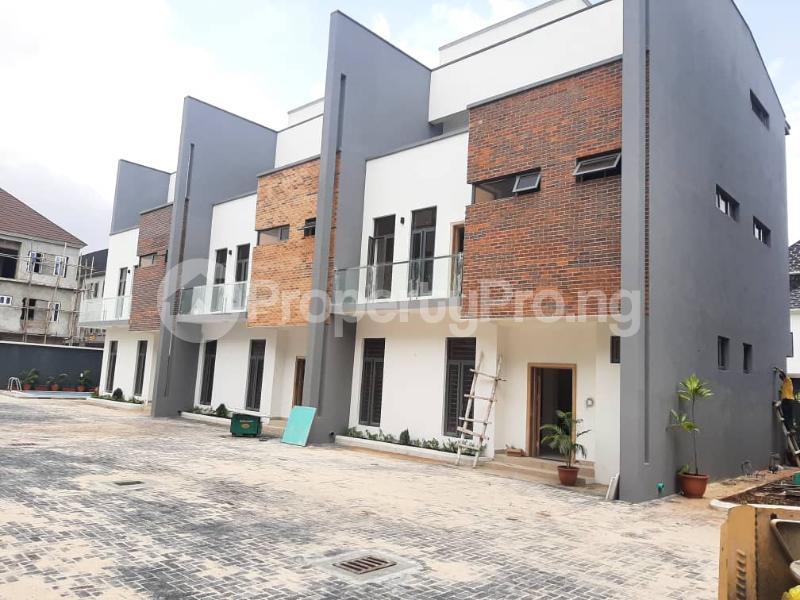 4 bedroom Terraced Duplex for sale Ikate Lekki Lagos - 0