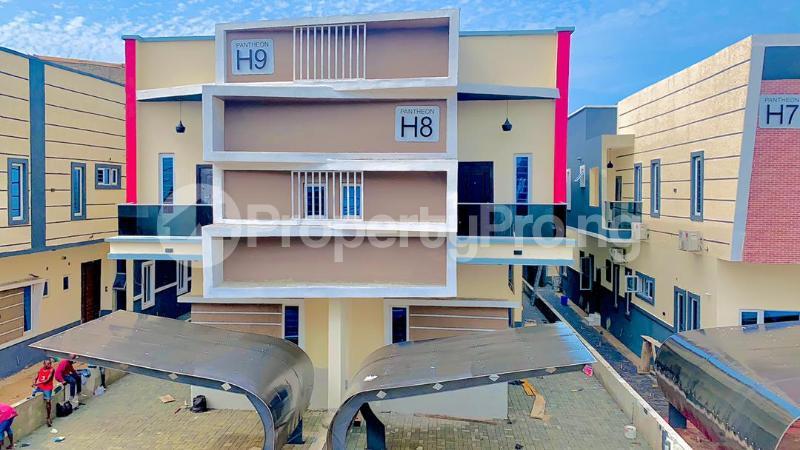 4 bedroom Semi Detached Duplex House for sale Pantheon Homes, Buena Vista Estate, Orchid Road, Close To Chevron Toll Gate Ikota Lekki Lagos - 4