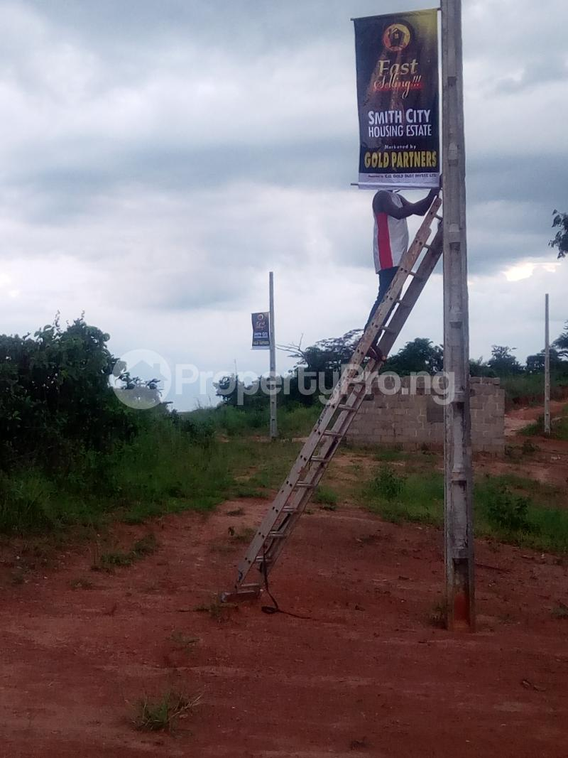 Residential Land Land for sale Isiagu, direct Opposite Police housing.  Awka South Anambra - 2