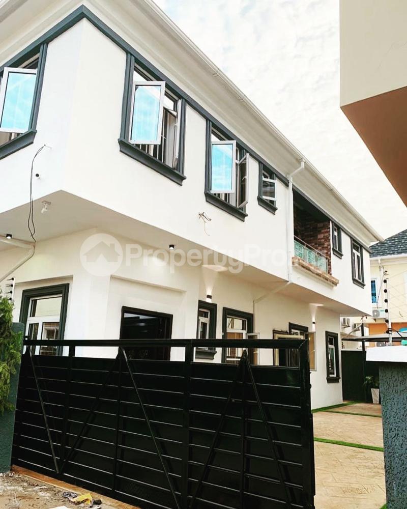 5 bedroom Detached Duplex for sale Bera Estate Chevron Drive Lekki chevron Lekki Lagos - 0