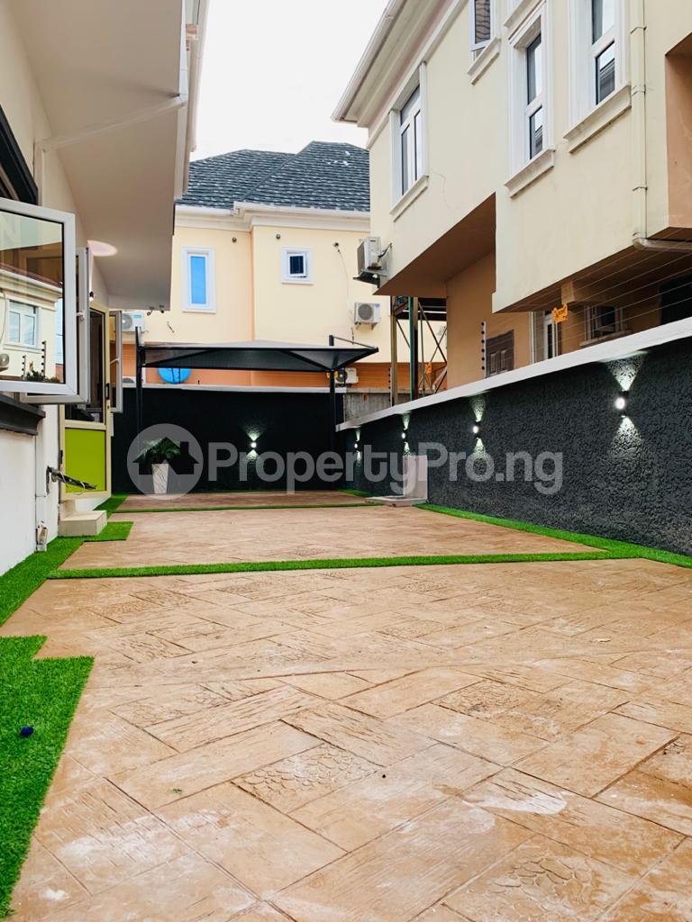 5 bedroom Detached Duplex for sale Bera Estate Chevron Drive Lekki chevron Lekki Lagos - 2