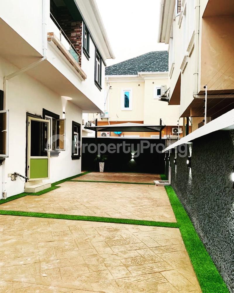 5 bedroom Detached Duplex for sale Bera Estate Chevron Drive Lekki chevron Lekki Lagos - 22