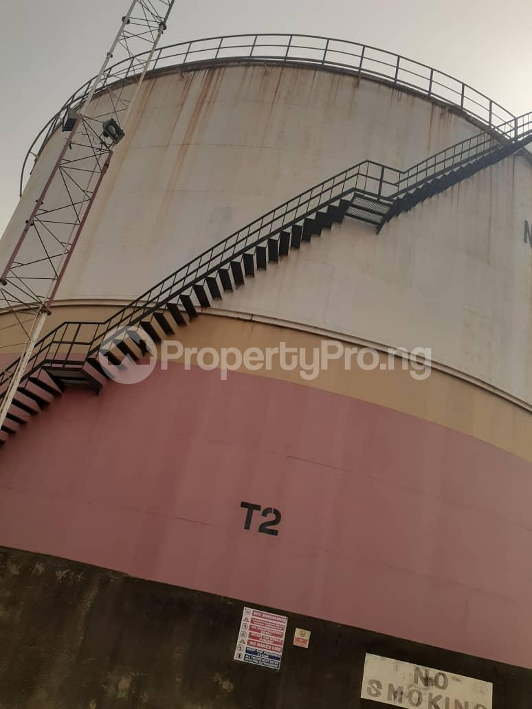 Tank Farm Commercial Property for sale - Ajegunle Apapa Lagos - 1