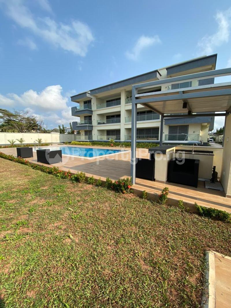 3 bedroom Flat / Apartment for rent Osborne Foreshore Estate Ikoyi Lagos - 8