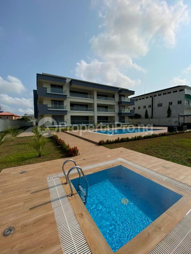 3 bedroom Flat / Apartment for rent Osborne Foreshore Estate Ikoyi Lagos - 5