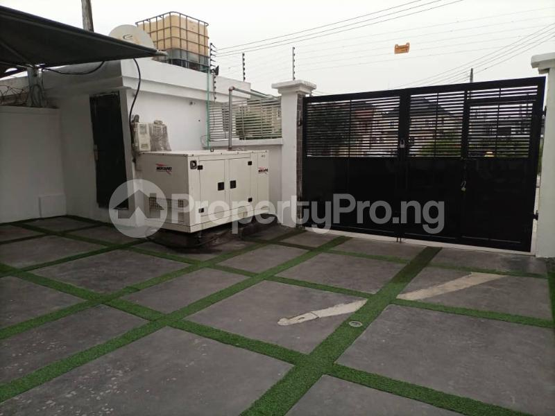 Semi Detached Duplex for shortlet Behind Mega Chicken Ikota Lekki Lagos - 1
