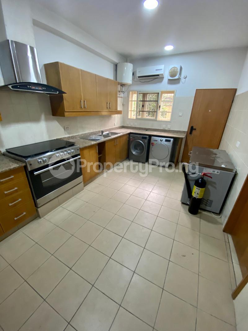 4 bedroom Semi Detached Duplex House for rent Old Ikoyi Ikoyi Lagos - 2